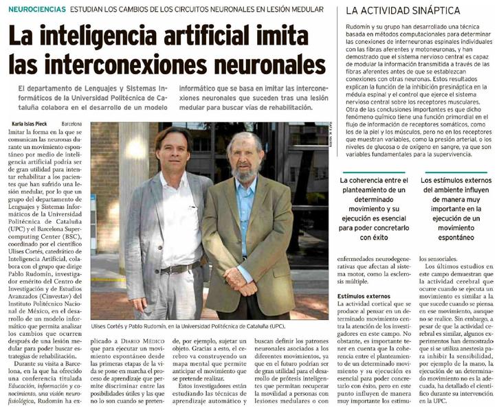 Diario Médico newspaper